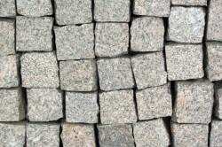 Тротуарная брусчатка из природного камня