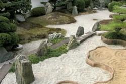 Рокарий в японском стиле