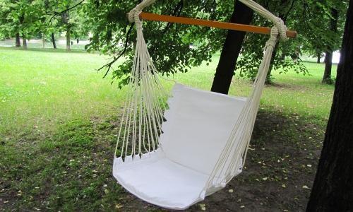 Изысканное кресло-гамак