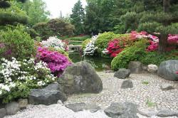 Стиль Дорожка в каменном саду