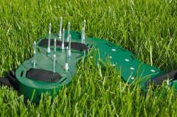 Газоноступ для обработки почвы