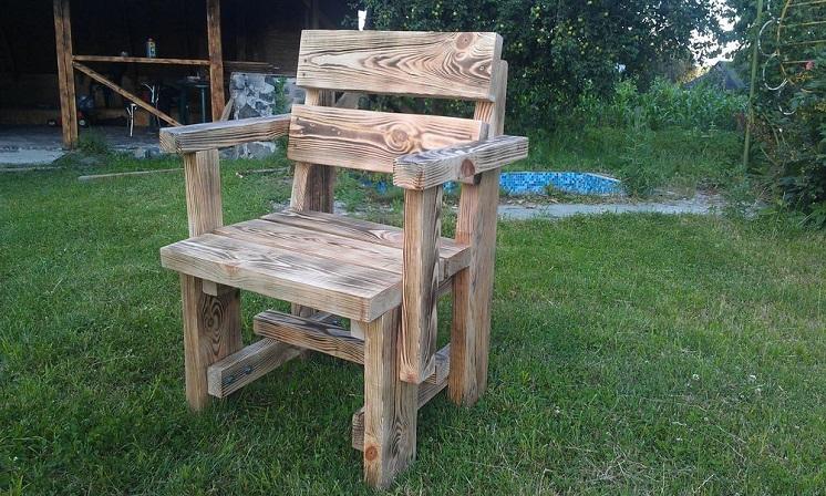 Дачный стул своими руками фото 72