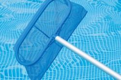 Сачок для чистки воды в бассейне